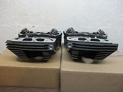 2015 Harley Rushmore Liquid / Water Cooled Twin Cam Heads - Black & Silver