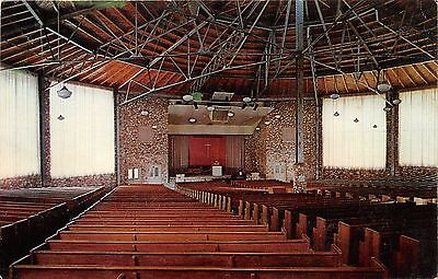 Montreat North Carolina~Anderson Auditorium @ Presbyterian Church Assebly~1960s