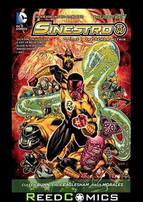 SINESTRO VOLUME 1 THE DEMON WITHIN GRAPHIC NOVEL New Paperback