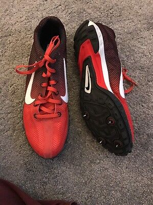 Running Spikes Size 6.5