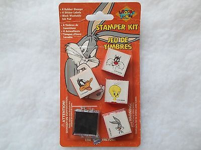 LOONEY TUNES Stamper Kit The Rubber Stamp Factory