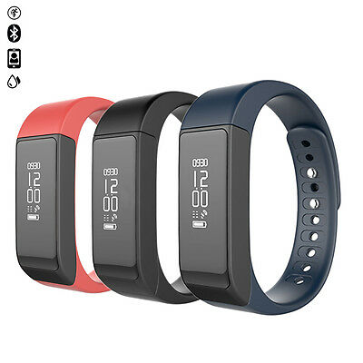 "i5 Plus Smart Band Wrist Watch Bracelet 0.91""OLED Health Tracker for IOS Android"