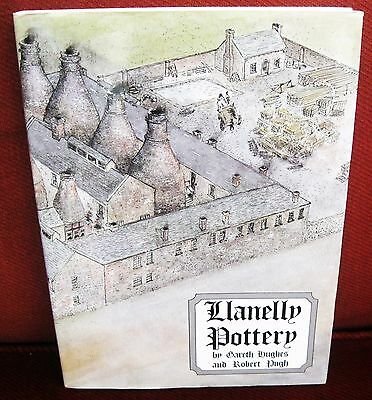 Llanelly Pottery by Gareth Hughes and Robert Pugh .Excellent condition