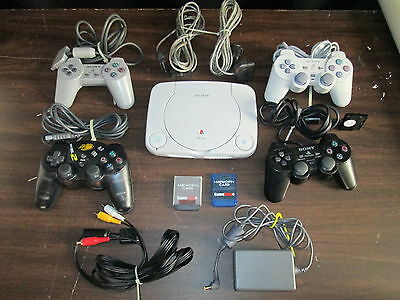 Sony Play Station with 25 Games