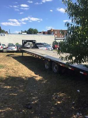 PG 2015 36X8 FT Trailer