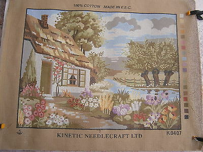 Tapestry Canvas  By  Kinetic