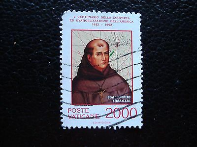 VATICAN - timbre yvert et tellier n° 923 obl (A28) stamp (R)