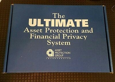 Ultimate Asset Protection & Financial Privacy System Bulletproof Asset Protectio