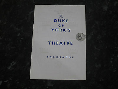 The Happy Marriage @ The Duke of York's Theatre - Dated 1952