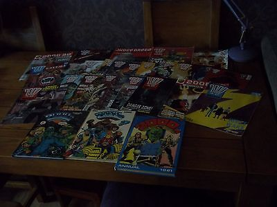 2000 Ad Annuals And Comics Collection