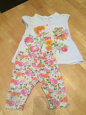 Mayoral Baby Girl Outfit Age 12 Months