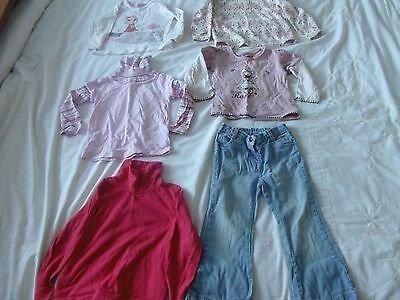 Girls Winter Clothes Age 2-3 Years