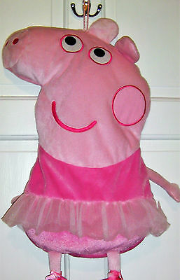 Peppa Pig - Cushion or PJ Case or Wall Decoration -NEW