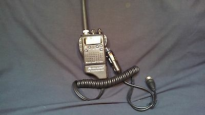midland 40 channel CB radio compact portable transceiver scan scanner 75-820