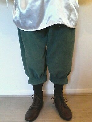 Breeches,  short trousers,  Regency style, PANTO,  FREE SIZE, max waist 36 inch