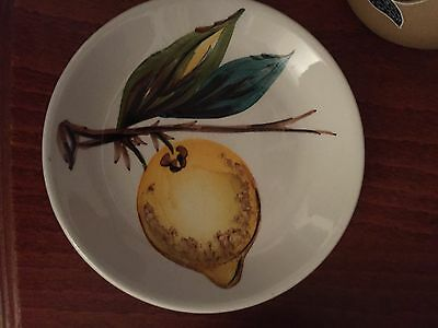E. Radford Hand Painted 4.5 Inch Plate