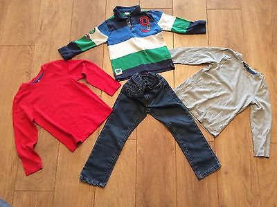 Boys Clothes Bundle Age 4-5 Years