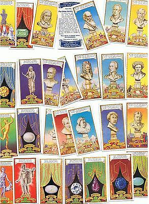 28 Ardath Your Birthday Tells Your Fortune Cigarette Cards 1937