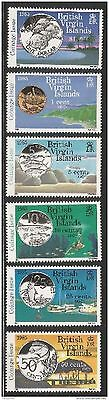 British Virgin Islands 1985 New Coinage MNH