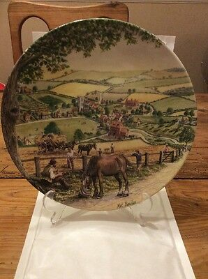 Royal Doulton Collectors Plate.