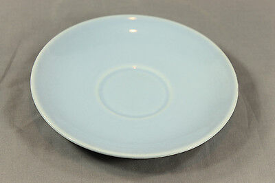 Vintage Luray Taylor Smith & Taylor Windsor Blue Saucer 1939