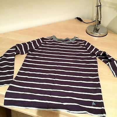Boden Boys Long Sleeve Top, Age 9 Years