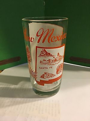 New Mexico State - Song  Big Top  Peanut Butter Glass