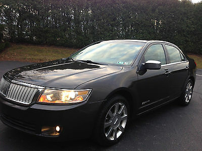 2006 Lincoln MKZ/Zephyr Premium Sedan 4-Door Lincoln Zephyr MKZ Premium Sedan