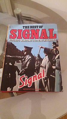 WW2 The best of signal book Hitlers wartime magazine