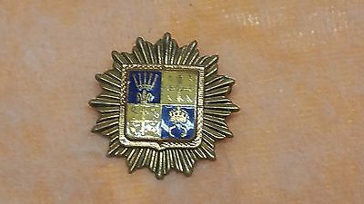 13th County of London Battalion Military Pin Badge