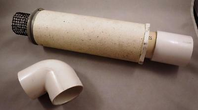 Rainwater Downspout Filter.