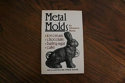 Metal Molds Book-An Illustrated Price Guide