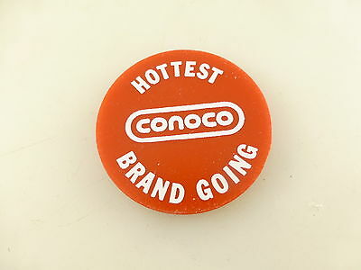 Vintage Conoco Gas Station Hottest Brand Going  North Dakota Stations Token Coin