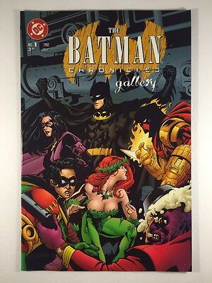 The Batman Chronicles Gallery #1 (May 1997, DC)