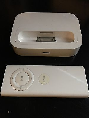 iPod Dock With Remote