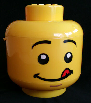 Lego Head Sort and Store Large Size Container