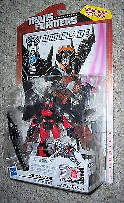 Transformers Generations WINDBLADE Deluxe Class 30th MOC New Sealed