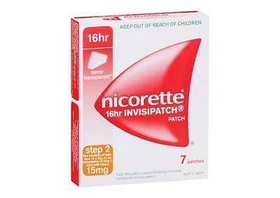 Nicorette 16Hr Invisipatch step2 (ONSALE)