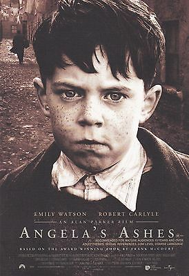 Promotional Movie Flyer - ANGELA'S ASHES (1999) (Emma Watson, Robert Carlyle)