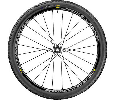 Couple Wheels / Wheels Mavic Mtb Crossmax Elite Black 27,5 / 29 2.10 2017