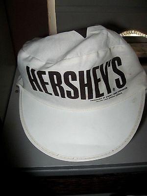 Vintage Hershey's Milk Chocolate Kisses Painter's Cap Hipster I'm Kissable