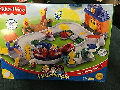 Fisher Price Little People Fun Sounds Train
