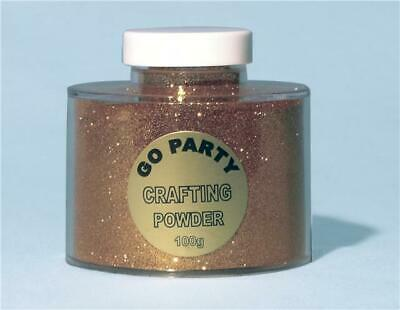 Gold Crafting Powder/Fine Glitter Shaker 100g