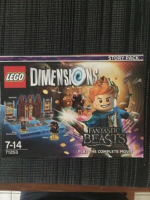 Lego Dimensions Fantastic Beasts And Where To Find Them Story Pack! Brand New