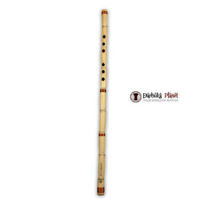 "EGYPTIAN HIGH QUALITY WOODWIND NEY NAY FLUTE BY 20.82"" (E - Mi) Alsaid Bayomy"