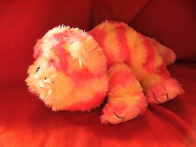 """GOLDEN BEAR - BAGPUSS 14 """" to end of tail Soft Toy  VGC"""