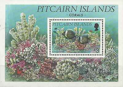 Timbre POISSONS Pitcairn BF11 ** année 1994 (5276)