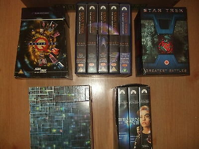 Collectable Sci Fi Box Sets.