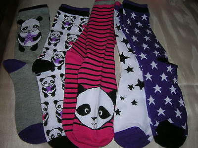 3 Pairs Socks for Girl 3-6 years