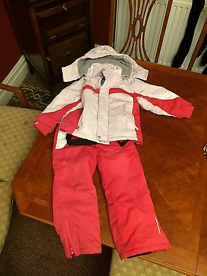 Childrens ski/snow suit